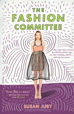 Book The Fashion Committee by Susan Juby