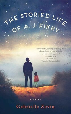 Book Storied Life Of A J Fikry,the by Gabrielle Zevin