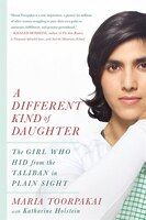 Book A Different Kind Of Daughter: The Girl Who Hid From The Taliban In Plain Sight by Maria Toorpakai