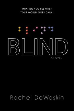 Book Blind by Rachel Dewoskin