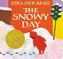 Book The Snowy Day Board Book by Ezra Jack Keats