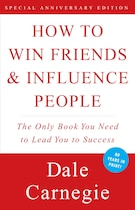 Book How To Win Friends And Influence People by Dale Carnegie