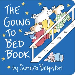 Book The Going-To-Bed Book by Sandra Boynton