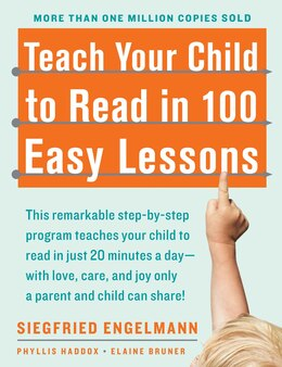 Book Teach Your Child To Read In 100 Easy Lessons by Phyllis Haddox