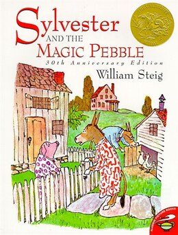 Book Sylvester and the Magic Pebble by William Steig