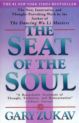 Book Seat Of The Soul by Gary Zukav