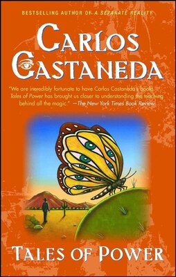 Book Tales of Power by CARLOS CASTANEDA