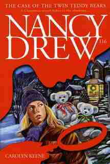 The Case of the Twin Teddy Bears by Carolyn Keene