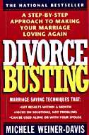 Divorce Busting: A Step-by-step Approach To Making Your Marriage Loving Again by Michele Weiner Davis