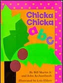 Book Chicka Chicka ABC by Bill Martin