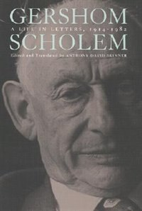 Book A Life in Letters, 1914-1982 by Gershom Scholem