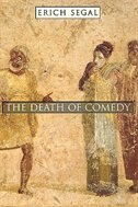 Book The Death of Comedy by Erich Segal