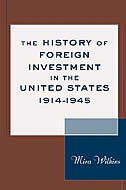 The History of Foreign Investment in the United States, 1914-1945