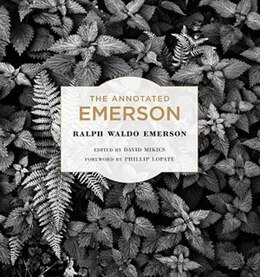 Book The Annotated Emerson by Ralph Waldo Emerson