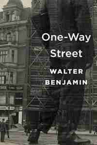 One-way Street de Walter Benjamin