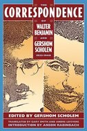 Book The Correspondence of Walter Benjamin and Gershom Scholem, 1932-1940 by Gershom Scholem