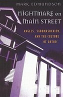 Nightmare on Main Street: Angels, Sadomasochism, and the Culture of Gothic