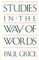 Studies in the Way of Words