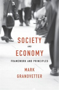 Society And Economy: Framework And Principles