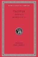 Book Annals: Books 4-6, 11-12 by Harvard University Press Tacitus