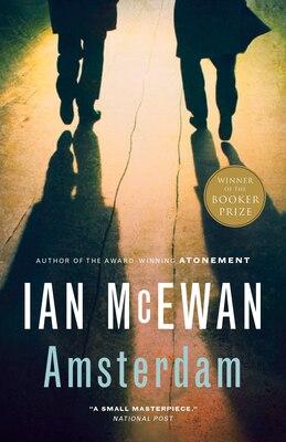 Book Amsterdam by Ian Mcewan