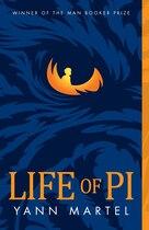 Book Life of Pi by Yann Martel