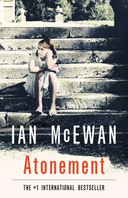 Book Atonement by Ian Mcewan