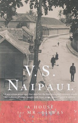 Book A House for Mr. Biswas by V.s. Naipaul