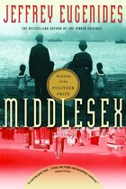 Book Middlesex by Jeffrey Eugenides