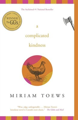 Book A Complicated Kindness by Miriam Toews