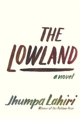 Book The Lowland by Jhumpa Lahiri