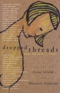 Dropped Threads: What We Aren't Told
