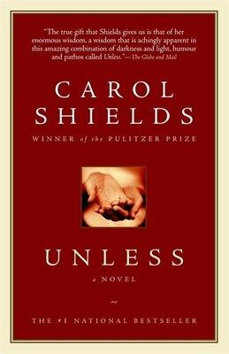 Book Unless by Carol Shields