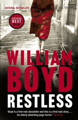 Book Restless by William Boyd