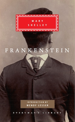 Book Frankenstein by Mary Shelley
