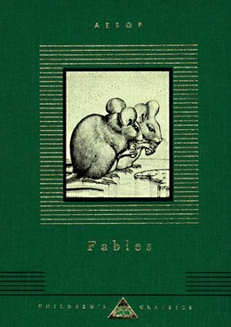 Book Fables by Aesop