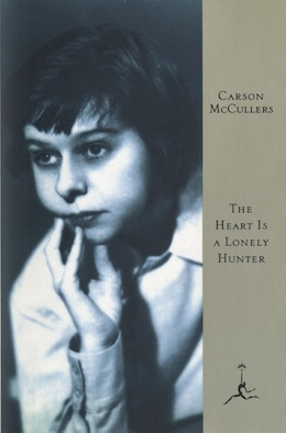 Book The Heart Is a Lonely Hunter by Carson McCullers
