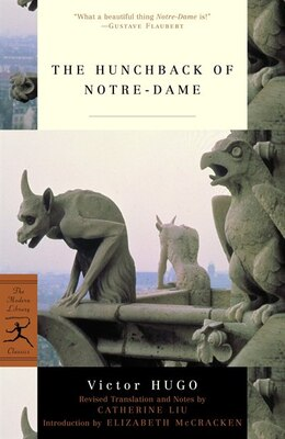 Book The Hunchback Of Notre-dame by Victor Hugo