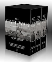 The Civil War Trilogy Box Set: With American Homer: Reflections On Shelby Foote And His Classic The…
