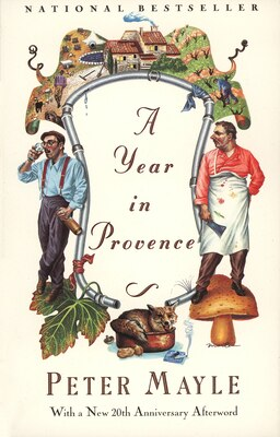 Book A Year in Provence by Peter Mayle