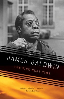 Book The Fire Next Time by James Baldwin