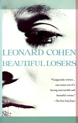 Book Beautiful Losers by Leonard Cohen