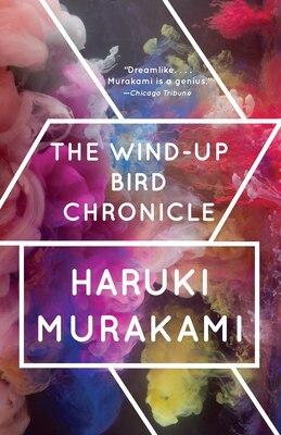 Book The Wind-up Bird Chronicle: A Novel by Haruki Murakami