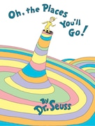 Book Oh, the Places You'll Go! by Seuss