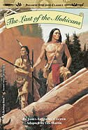 Book The Last of the Mohicans by James Fenimore Cooper