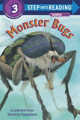 Book Monster Bugs by Lucille Recht Penner