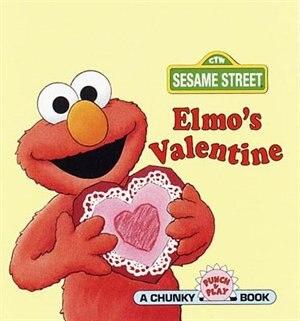 Elmo's Valentine (sesame Street) by David Prebenna