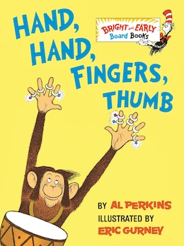 Book Hand, Hand, Fingers, Thumb by Al Perkins