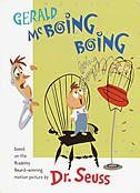 Book Gerald McBoing Boing by Seuss