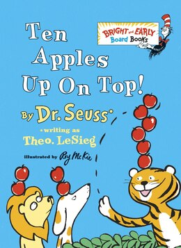 Book Ten Apples Up On Top! by Seuss